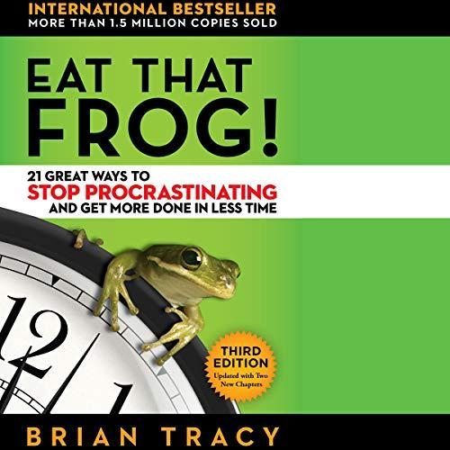 [audiobook] Eat That Frog! By Audiobooks.