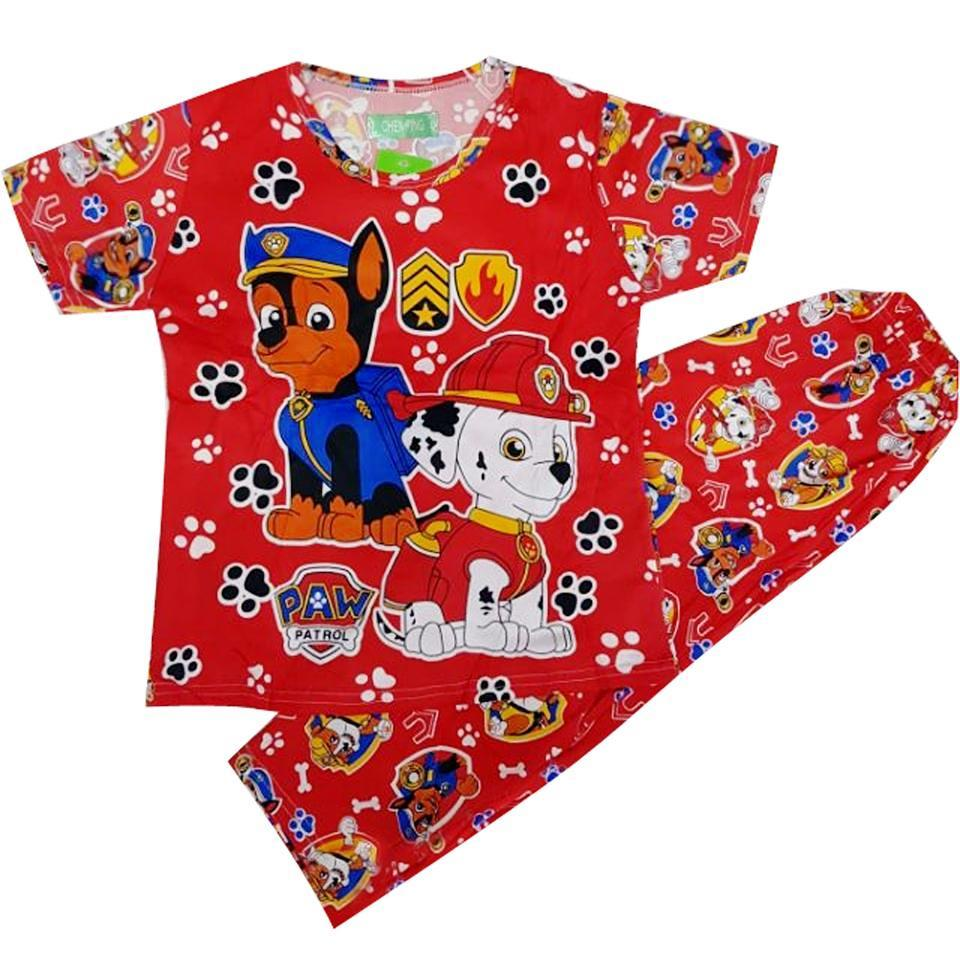 Terno Pajama For Kids Boys By Chuchay Online Shop