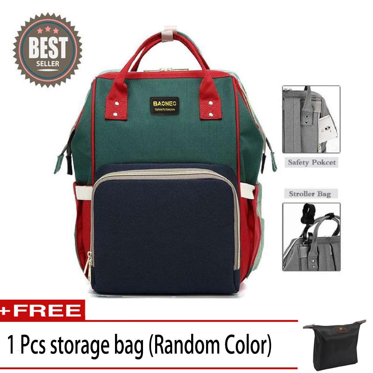 83d99f390080 New Upgrade Fashion Mummy Maternity Nappy Bag Large Capacity Baby Bag  Travel Backpack Designer Nursing Bag Baby Care
