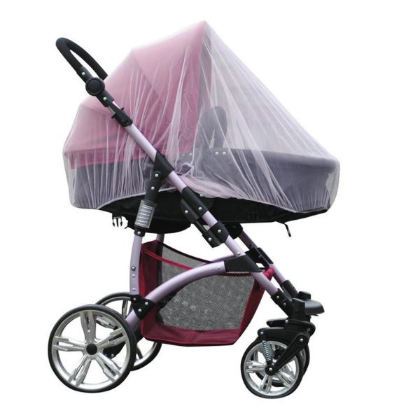 [Tideshop] Stroller Pushchair Pram Mosquito Fly Insect Net Mesh Buggy Cover for Baby Infant Singapore