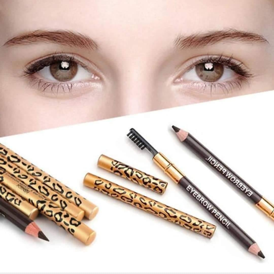 M A C eye brow pencil with brush (SET OF 12)