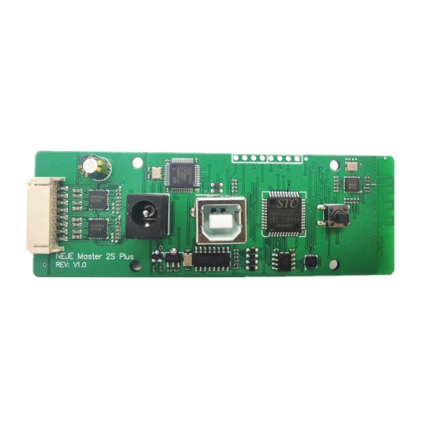 NEJE Master 2S Plus Mainboard Replacement for Master 2S Plus 30W/40W Cutting Machine Engraver Lightburn,Bonbox