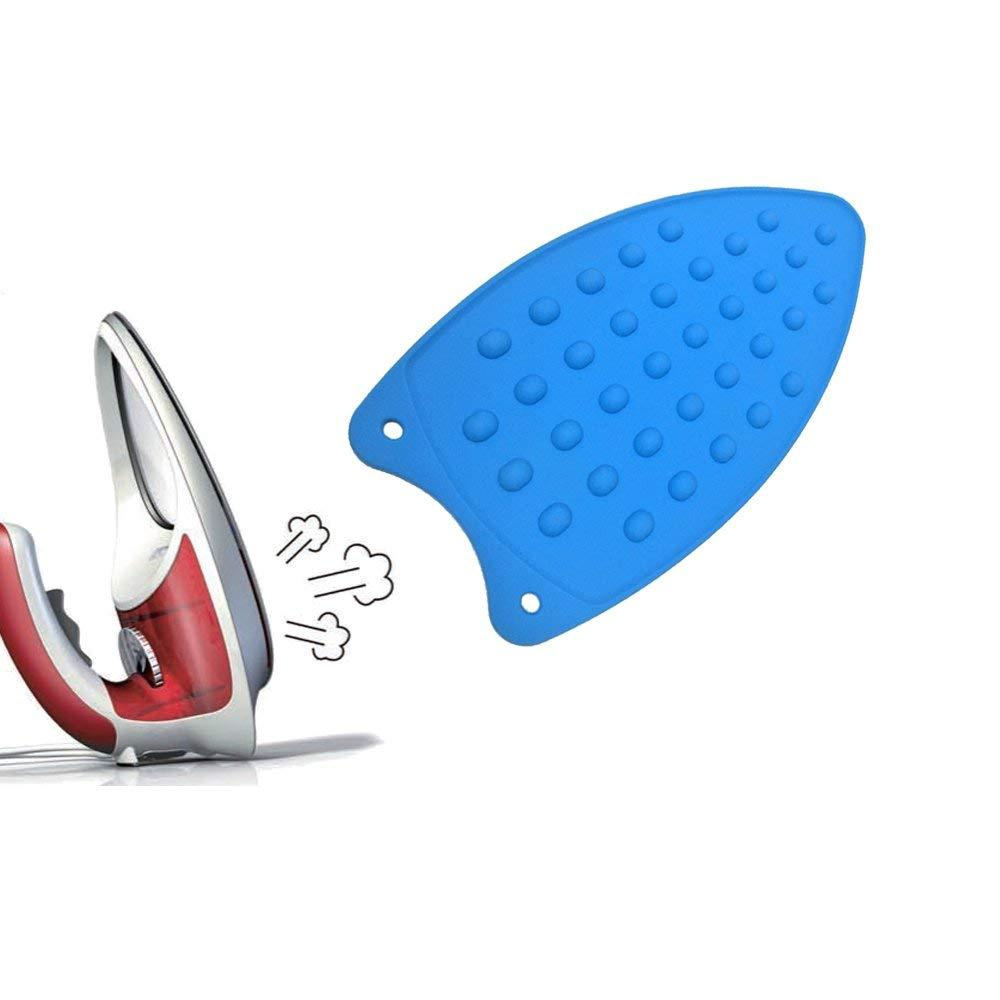 Silicone Iron Rest Pad For Ironing Board Hot Resistant Mat By Phiallin.
