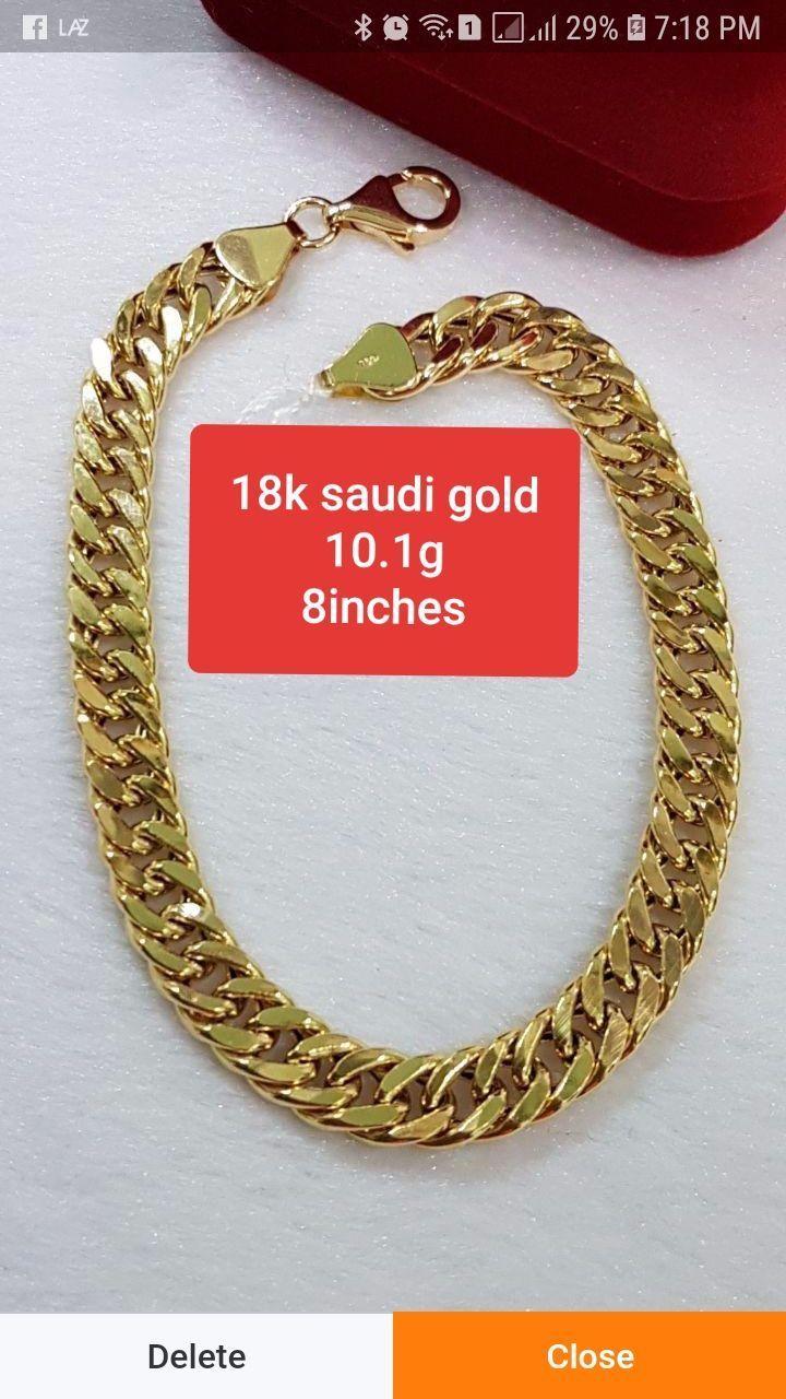 c1fc21c62b977 Gold Bracelets for Men for sale - Mens Gold Bracelets online brands ...