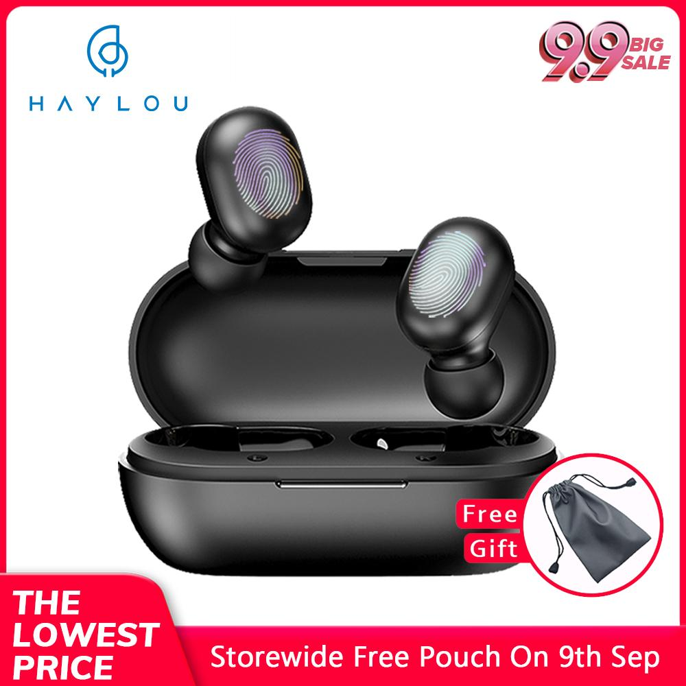 Xiaomi Haylou GT1 TWS Touch Control Wireless Bluetooth 5 0 Earphones sport  music earbuds stereo Headphone Noise Cancelling Gaming Headset binaural