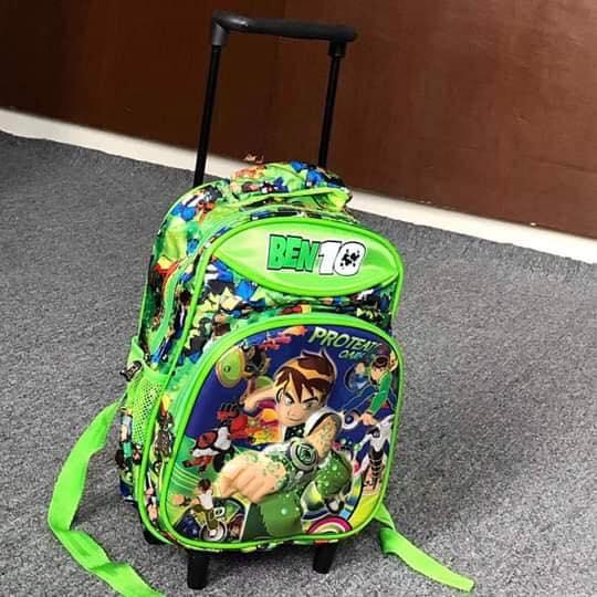 3a940d5290ce4 SALE! BUDGET TROLLEY FOR KIDS  Buy sell online Backpacks Trolley ...