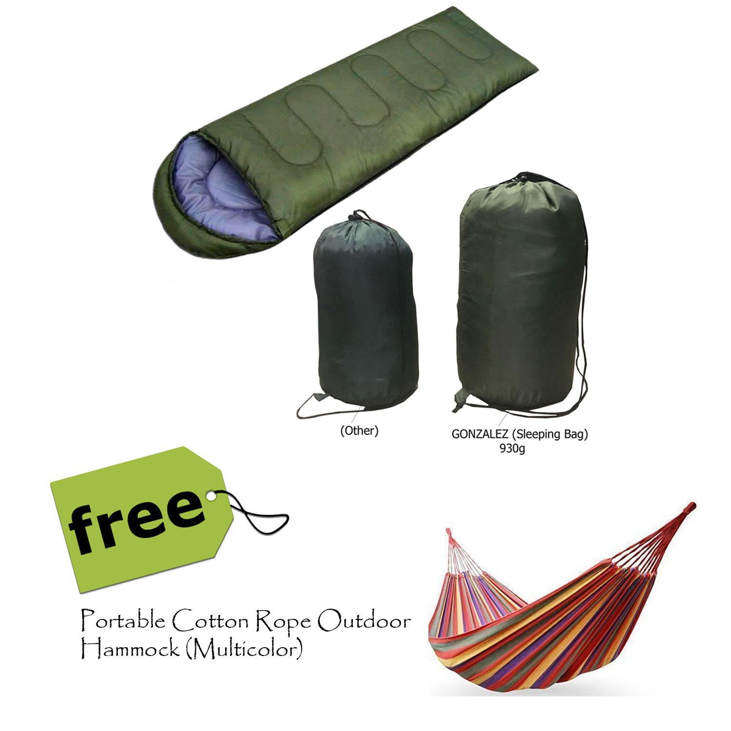 Camouflage Single Person Envelope Sleeping Bag With Carrying Bag For Kids Or Adults Outdoor Hiking Camping Tools Gear Sleeping Bags