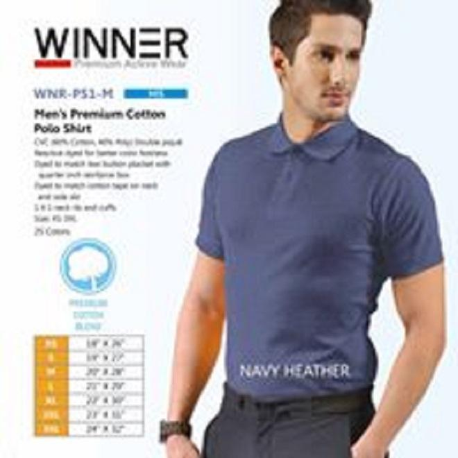 9e18c44a Winner Polo Shirt