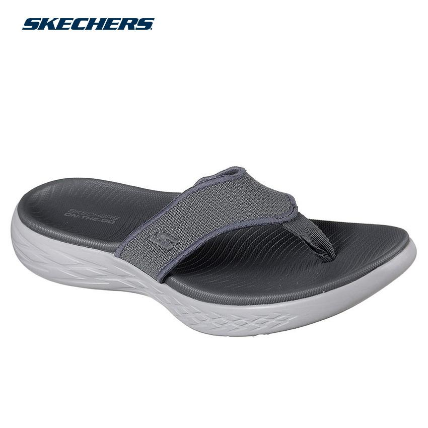 95db21ca458f Skechers Men On-The-Go 600 Sandals-Athletic Footwear 55350-CHAR (
