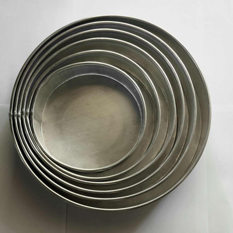 0786a13061944 Round Baking Pan 6pcs set diff sizes