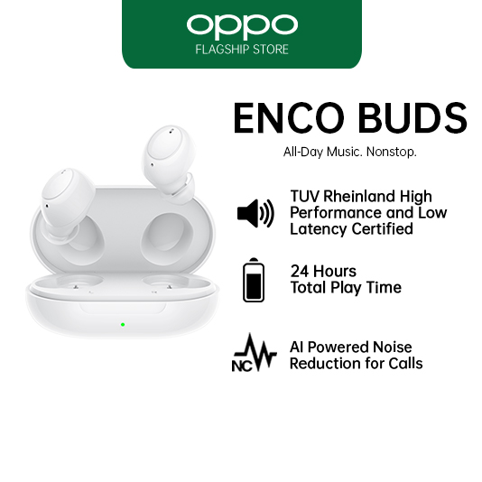 Buy Oppo Enco Earbuds | Only 1299
