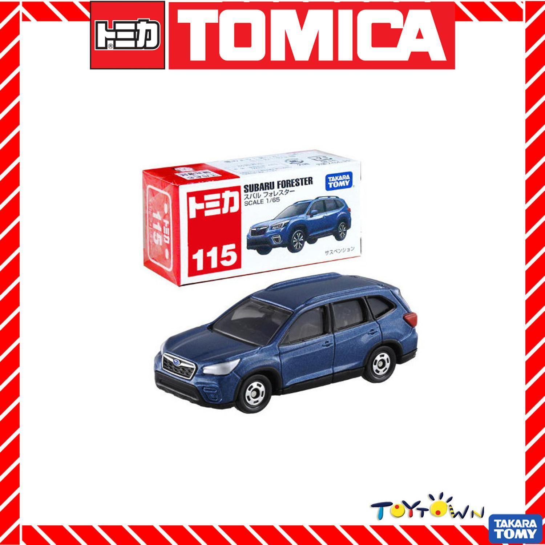 Tomica Takara Tomy No.115 Subaru Forester