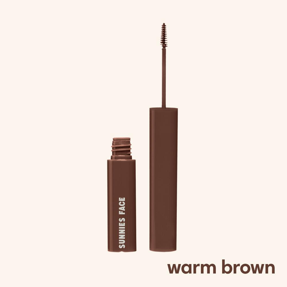 Sunnies Face Lifebrow Grooming Gel (Warm Brown) Philippines