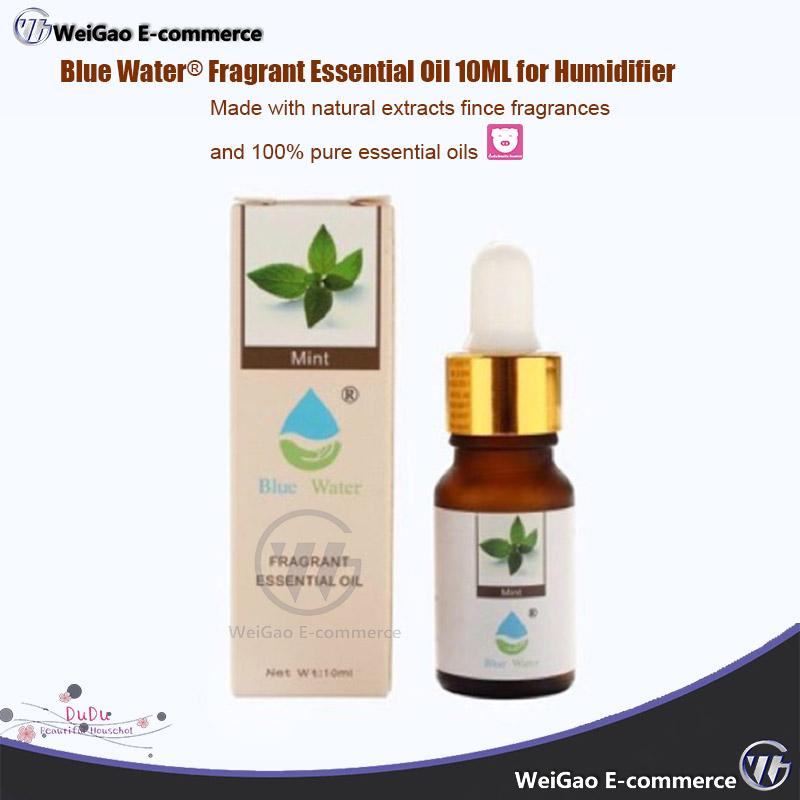 Blue Water® Fragrant Essential Oil 10ml For Humidifier By Weigao E-Commerce.