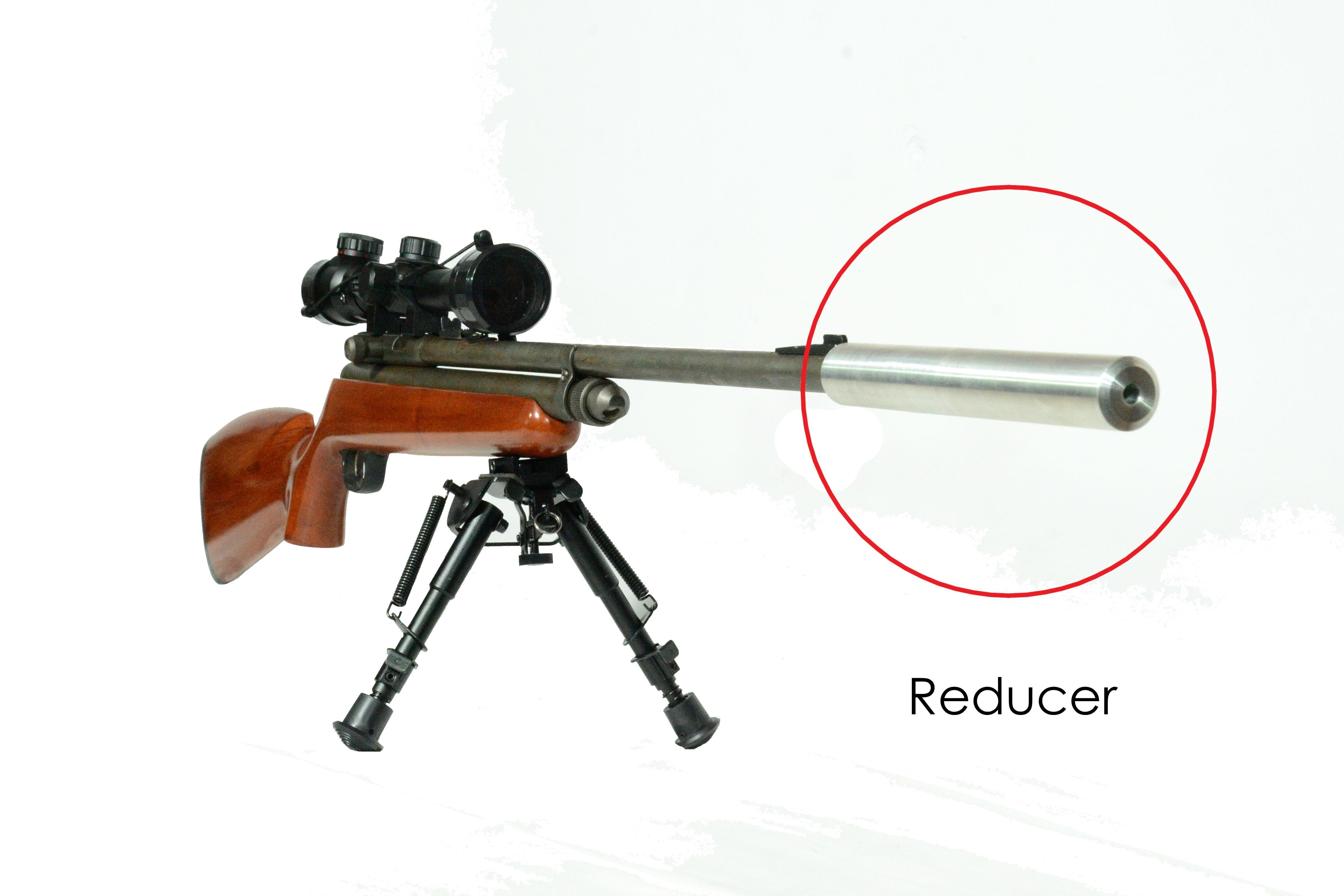 Suppressor Reducer Silencer