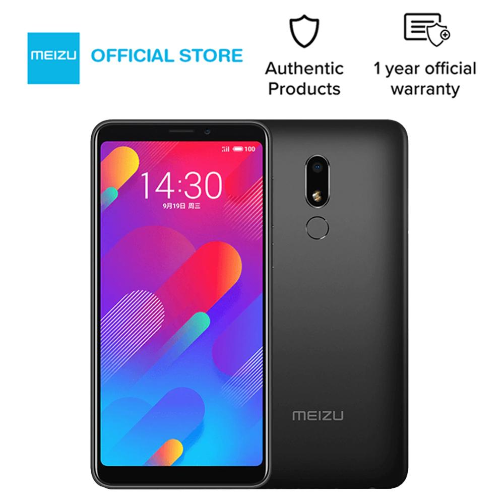 Meizu M8 Lite 3gb Ram + 32gb Rom Global Version Mt6739 Processor, T6739cw Gpu, 5.7 Full Screen, 13 Mp Rear Camera, Fingerprint Recognition At Rear, Polycarbonate Body, 3200mah Battery By Meizu Official Store.