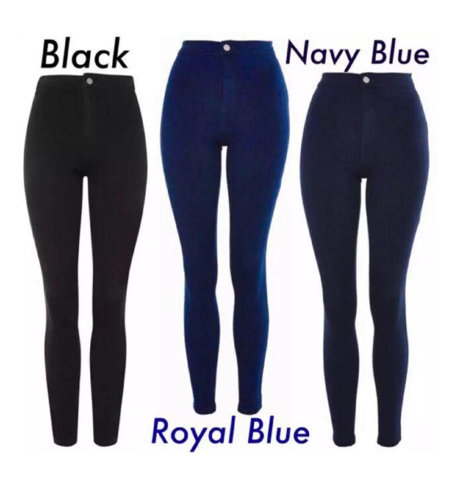 7e3b3a3f762a79 High waist 3 colors stretchable High quality comfortable skinny jeans for  Ladies,COD--