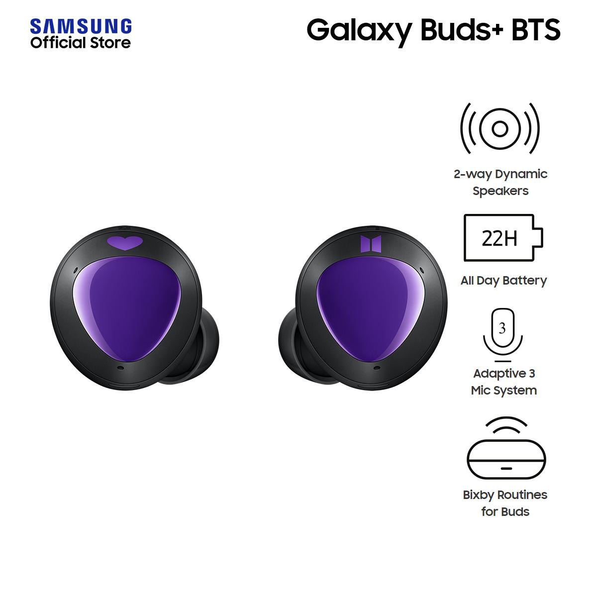 Samsung Galaxy Buds Bts Wireless Earbuds Lazada Ph