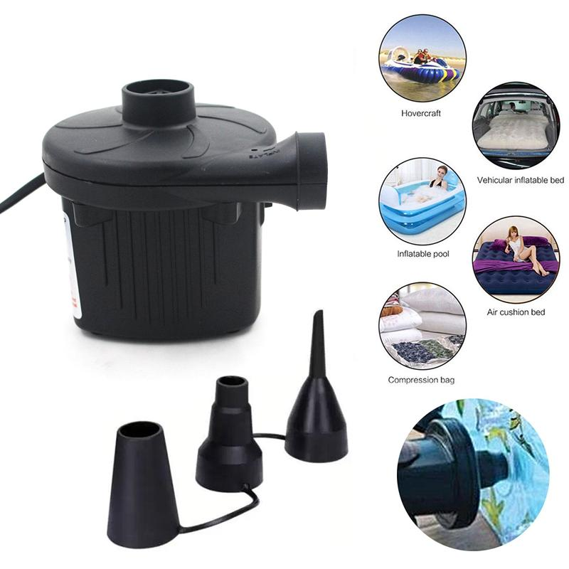 Ac Electric Air Pump Household Air Pump For Air Bed, Swimming Pool, Boat, Sofa, Swimming Ring By Maia General Merchandise.