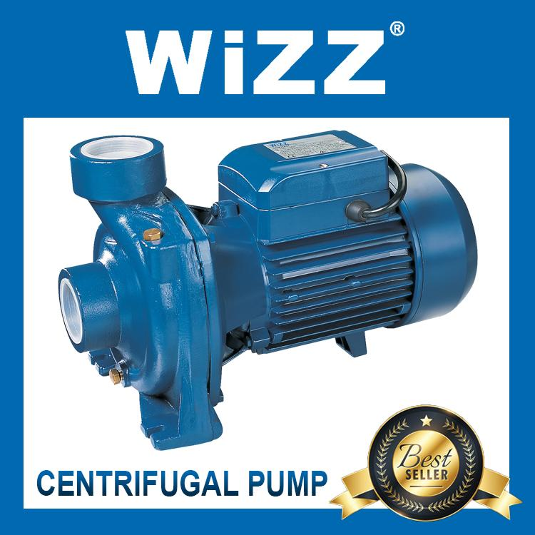 WIZZ 1 5HP Low Head, High Volume Centrifugal Pump, 14 5 meters, Single  Phase, 2x2 inches Intake & Discharge Diameter (Industrial & Domestic Use)