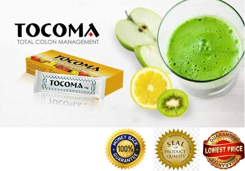 Authentic Tocoma Colon Cleansing With Money Back Guarantee By Gods Favor Boutique.