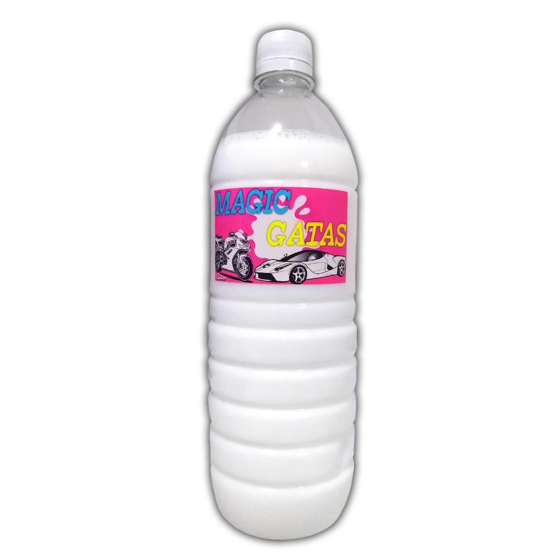 Magic Gatas (1 Liter) 199php On Sale By The Origin.