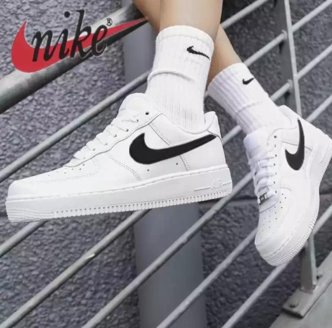 nike Air Force 1 Fashion All White