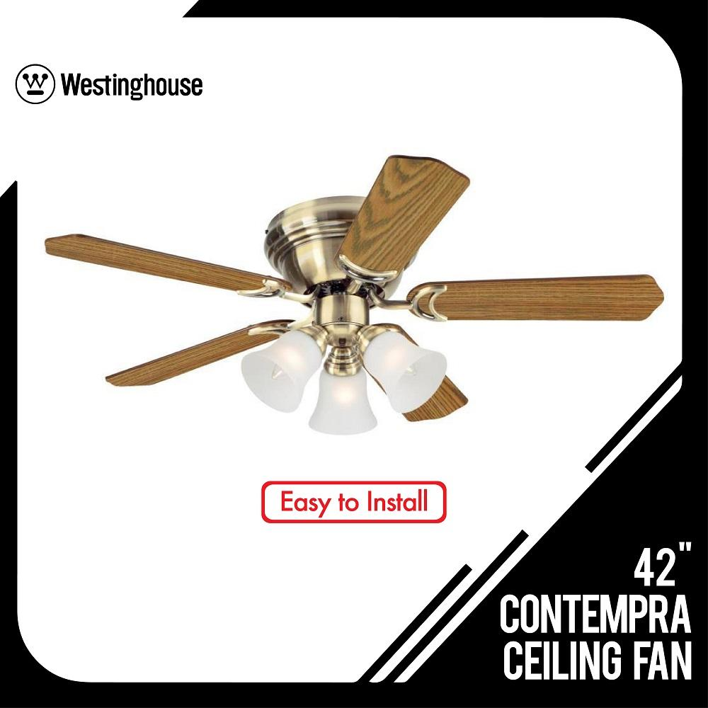 42 Contempra Trio Ceiling Fan 78510