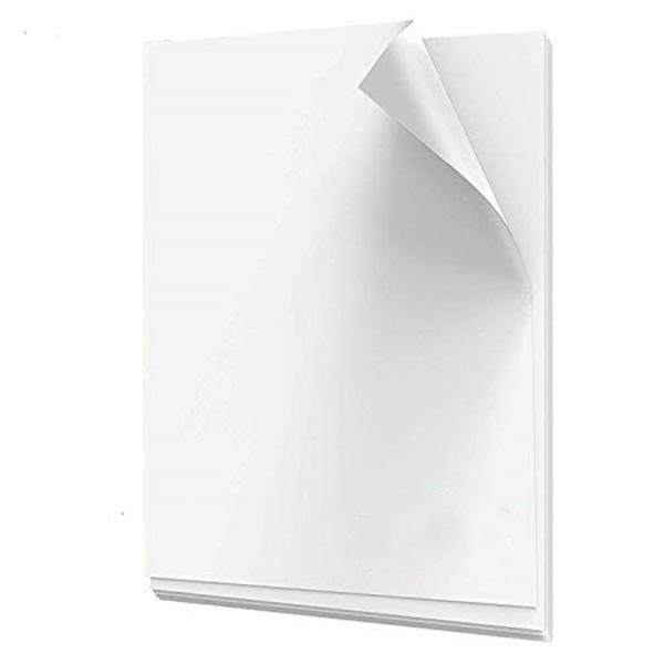 Bảng giá Premium Printable Waterproof Vinyl Sticker Paper for Inkjet and Printer 210x280mm 30 Sheets Matte White Decal Paper Phong Vũ