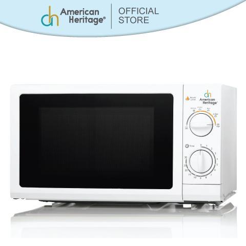 American Heritage 20l Microwave Oven Ahmo 6206