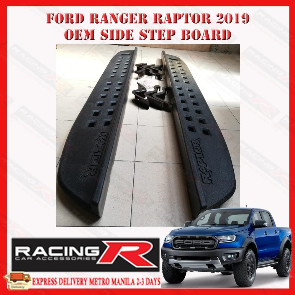 Ford Ranger Raptor 2019 2020 Oem Step Board Stepboard Car Accessories Lazada Ph