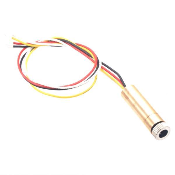 Đầu Laser Ánh Sáng Xanh 445nm 3000MW Dành Cho Máy Khắc Chữ KZ/BL Series Tự Làm Phụ Kiện Máy Khắc