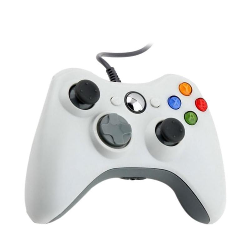 Microsoft Xbox 360 Wired Controller For Windows & Xbox 360 Console By Sunsonic Electronic Plaza.