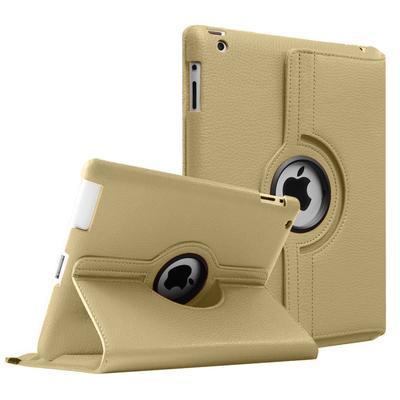 360 Rotate Flip Case for iPad 2, iPad 3, or iPad 4