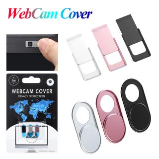 HQHQ Universal Mini Blocker Slim Privacy Protection Metal Webcam Cover Slide Shutter Camera Sticker thumbnail