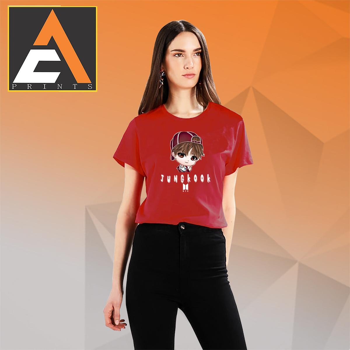 f07c707e89d Korean shirt BTS Shirt Korean tops KPOP Shirt Unisex(Men Women)(Male