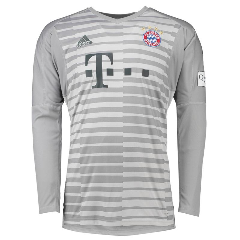 ffe91568933 Bundesliga BayernMunich18-19 home goalkeeper Neuer long sleeve jersey