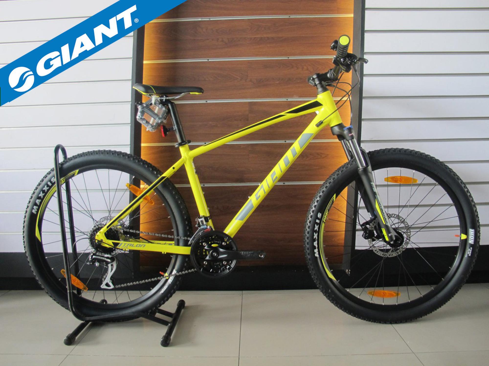 GIANT TALON 3 2019 27 5 AUTHENTIC Mountain Bike MTB Lemon Yellow