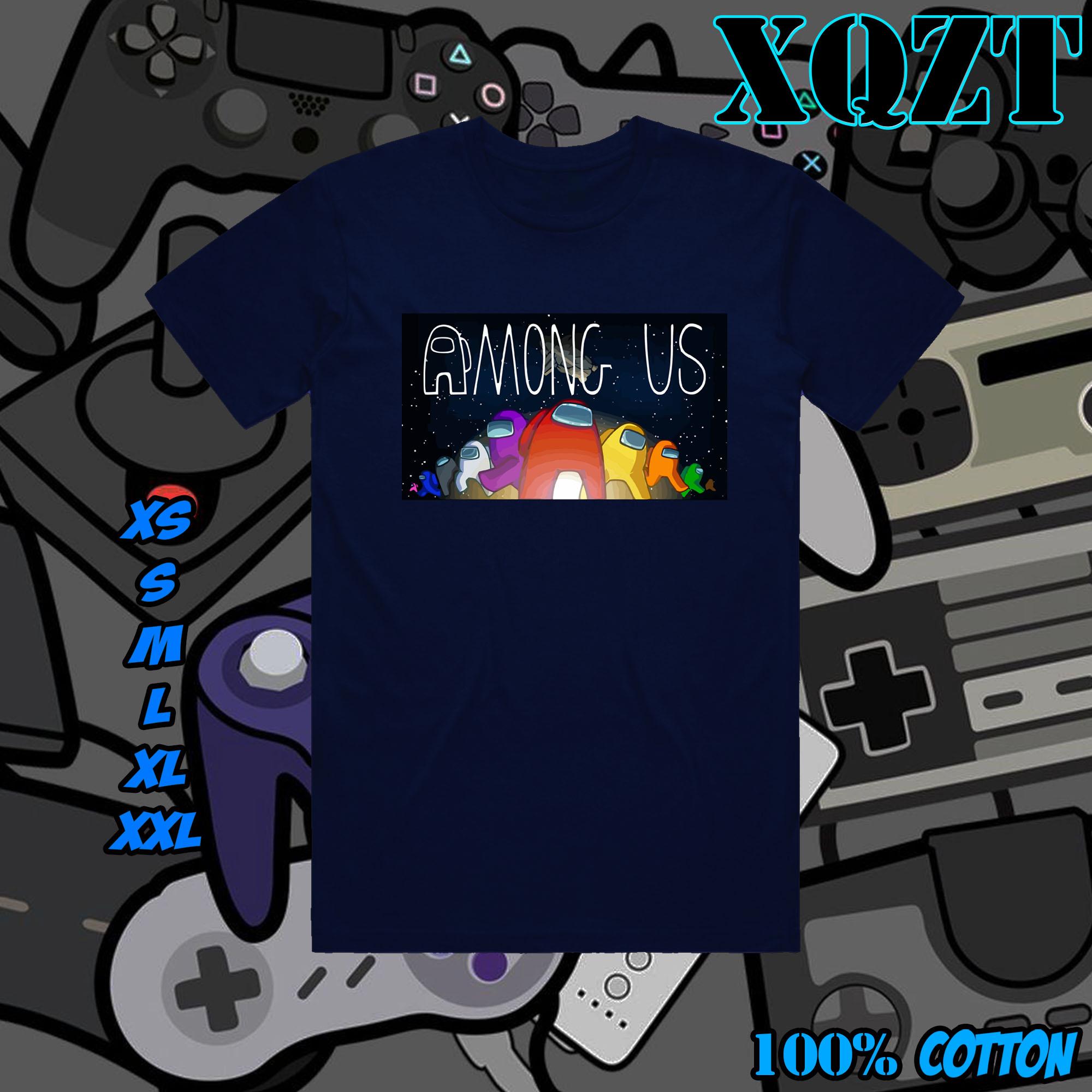 Among Us Game Mobile Games Pc New Trend Design Wallpaper Shirt G2 Lazada Ph