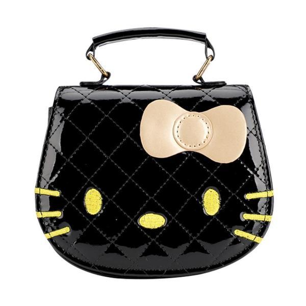 Giá bán [Pinfect] Phim Hoạt Hình Nữ Thời Trang Dễ Thương Mèo Kitty Đeo Chéo Nữ Túi Đeo Vai Chất Liệu Da Pu Mèo Đáng Yêu Trẻ Em Túi Xách Tote