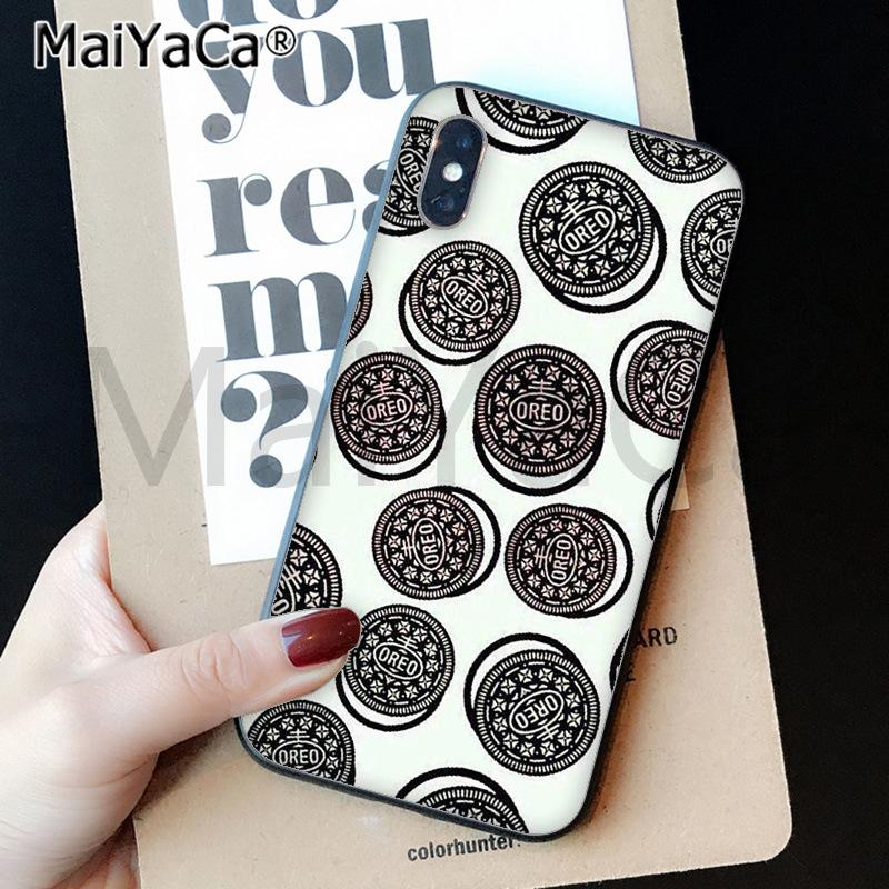 Advanced phone case funny food Chocolate Nutella Printed Pizza French fries  Phone Case for OPPO A37 F11 A9 A83 A5S A39 A57 International A3 F7 A3S A5