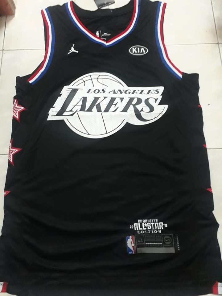 premium selection 079b6 ae1d9 Lebron James ALL STAR 2019 Jersey