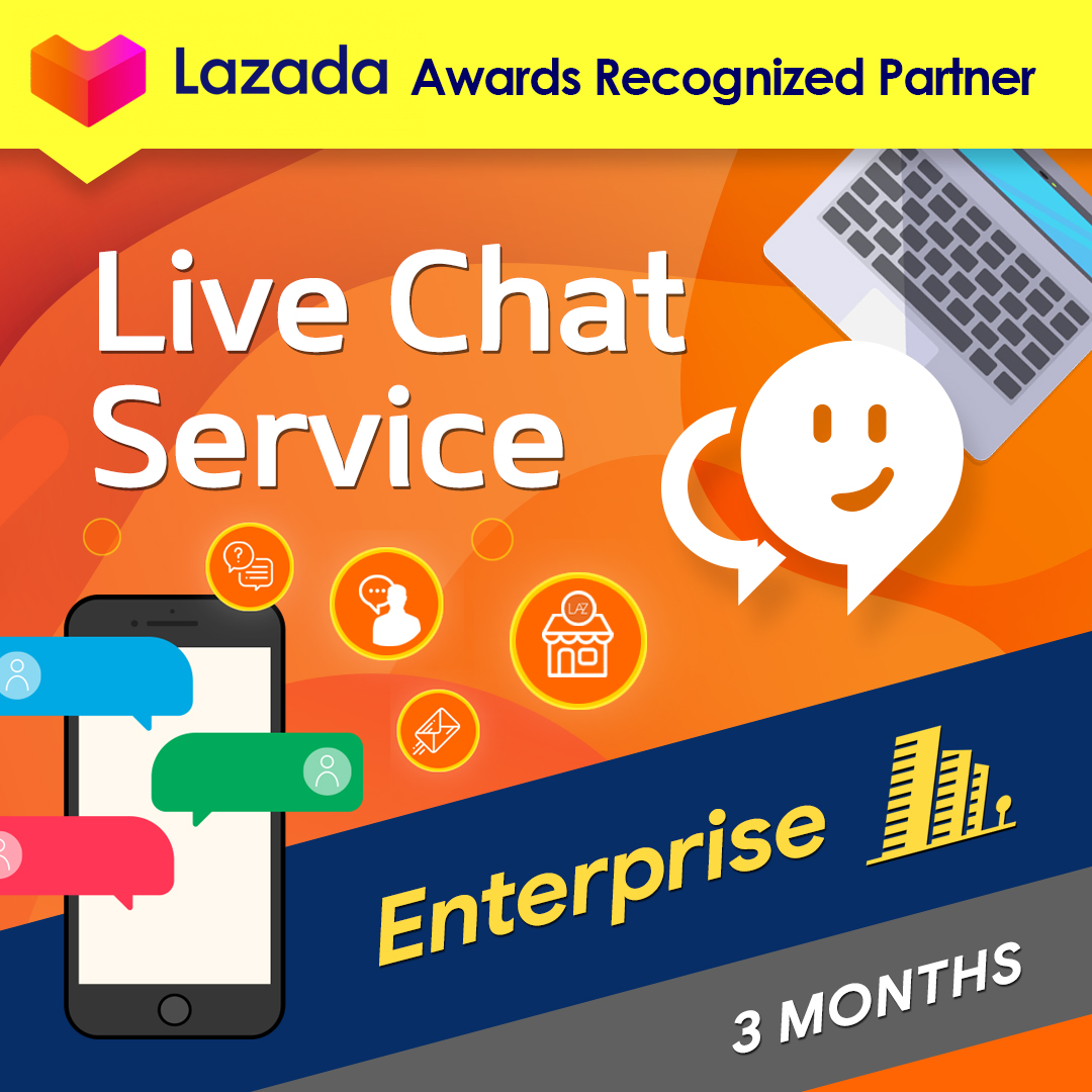 Daily Chat Coverage 7 Days Enterprise Plan 3 Months Lazada Ph