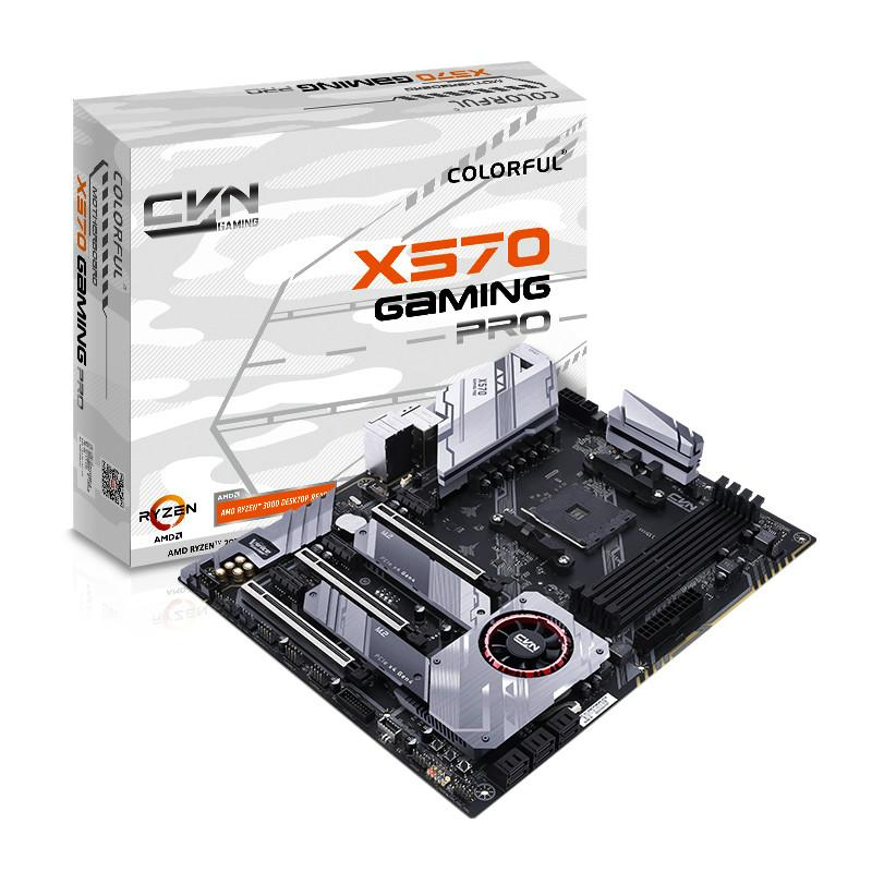 Colorful X570 Gaming Pro V14 Motherboard