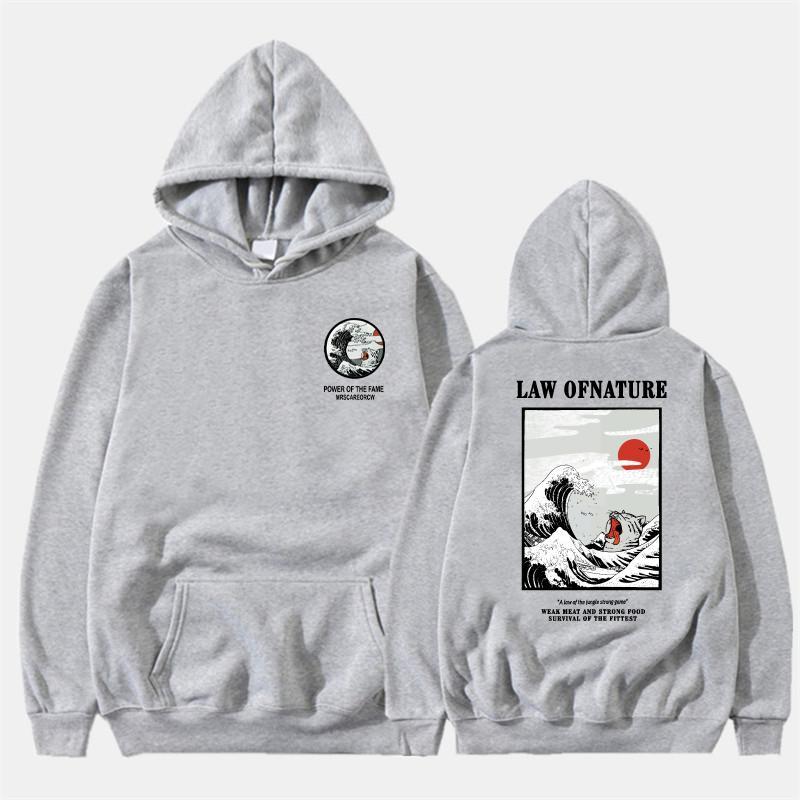 NEW Mens Womens ABCDEFUCKOFF Long sleeve coat jacket Hoodie Outdoor Sweatshirts