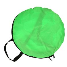 108cm Foldable Clear Window Kayak Sail With Storage Bag (green) - Intl By 1buycart.
