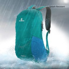 15l Sturdy Lightweight Foldable Splash Rain Resistant Outdoor Backpack Cycling Backpacking Travelling Hiking Bag Daypack Stuff Sack - Intl By Outdoorfree.