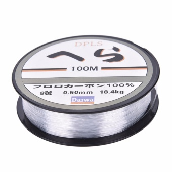 High quality!100M//500M nylon Fishing Line Leaders Dawa nylon Lines 1.6-18.4KG 0c