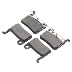 2 Pairs Disc Brake Pads For Shimano M785/m615/deore Xt/ Xtr Resin - Intl By Crystalawaking.
