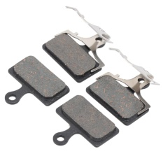 2pairs Bicycle Disc Brake Pads For Shimano Xtr M985 M988 Xt M785 Slx M666 - Intl By Crystalawaking.